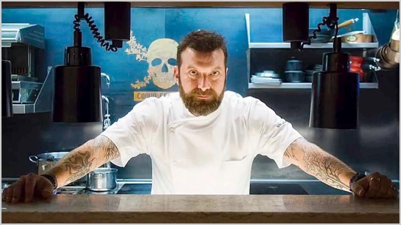 Chef Ljubomir tem feito «estragos» nas gravações