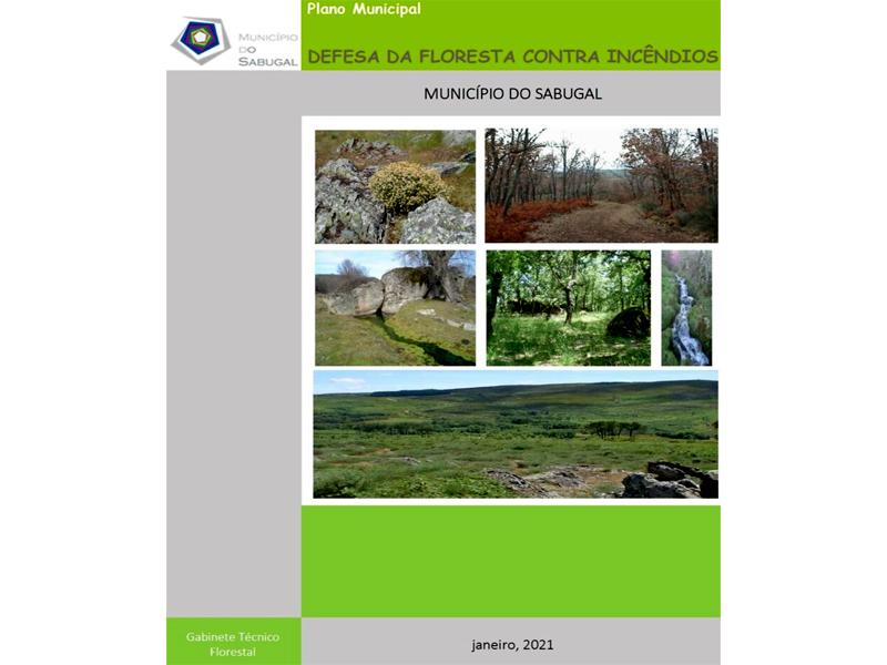 Plano municipal de defesa da floresta contra incêndios