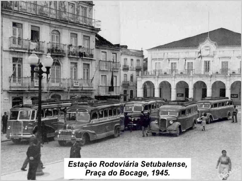 A Transportadora Setubalense de João Cândido Belo