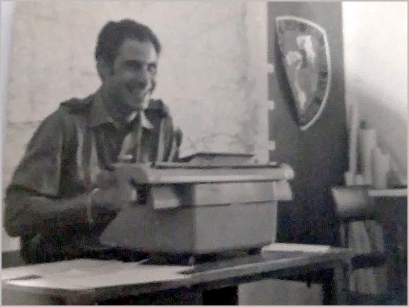 Manuel José Fernandes em Nampula no Departamento de Transportes