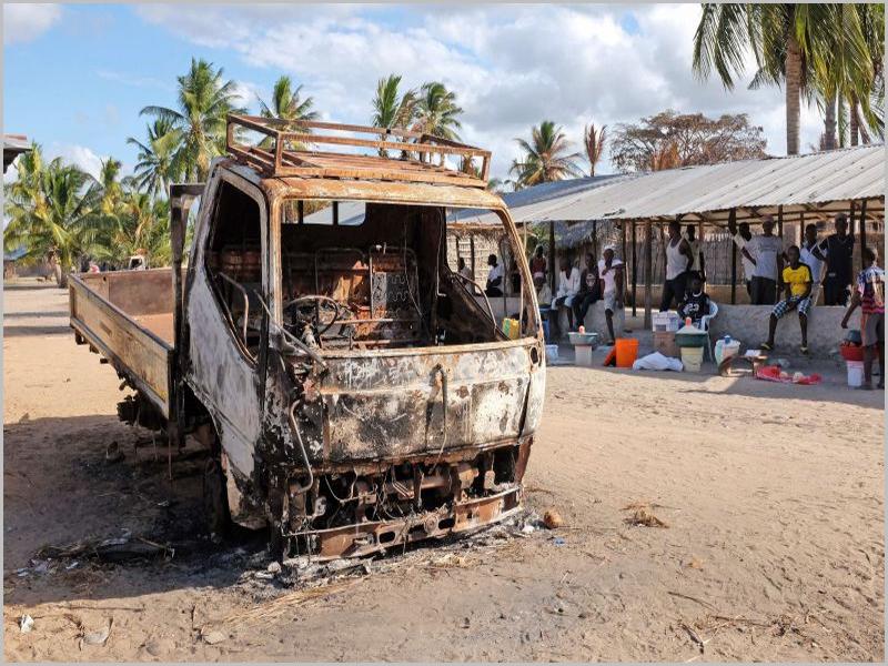 Marcas do terrorismo em Palma (Cabo Delgado)