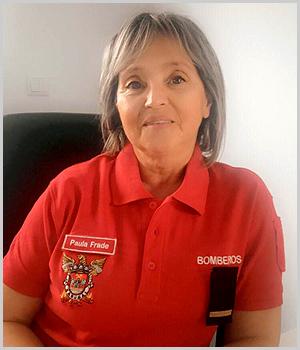 Ana Paula Frade (Bombeiros Voluntários do Sabugal)