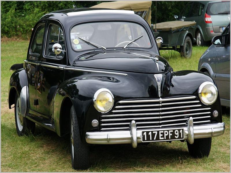 Peugeot 203 de 1950