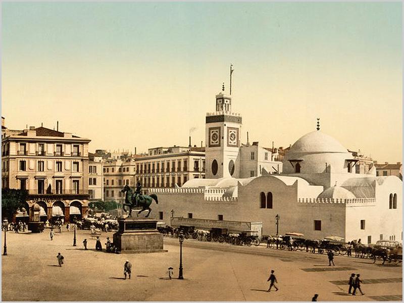 Argel, capital da Argélia