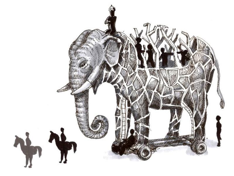 O elefante Salomão de José Saramago