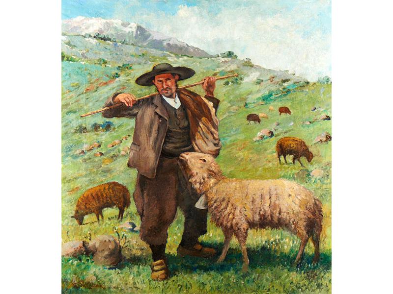 Pastor serrano das Beiras