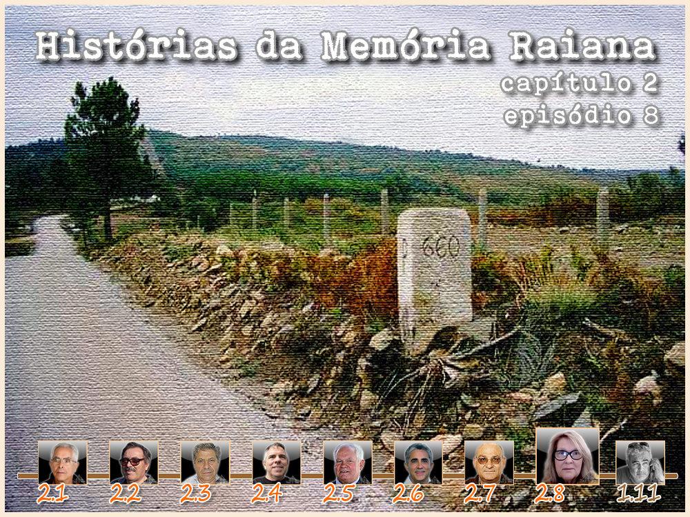 Histórias da Memória Raiana - Capítulo 2 - Episódio 8 - Georgina Ferro - capeiaarraiana.pt
