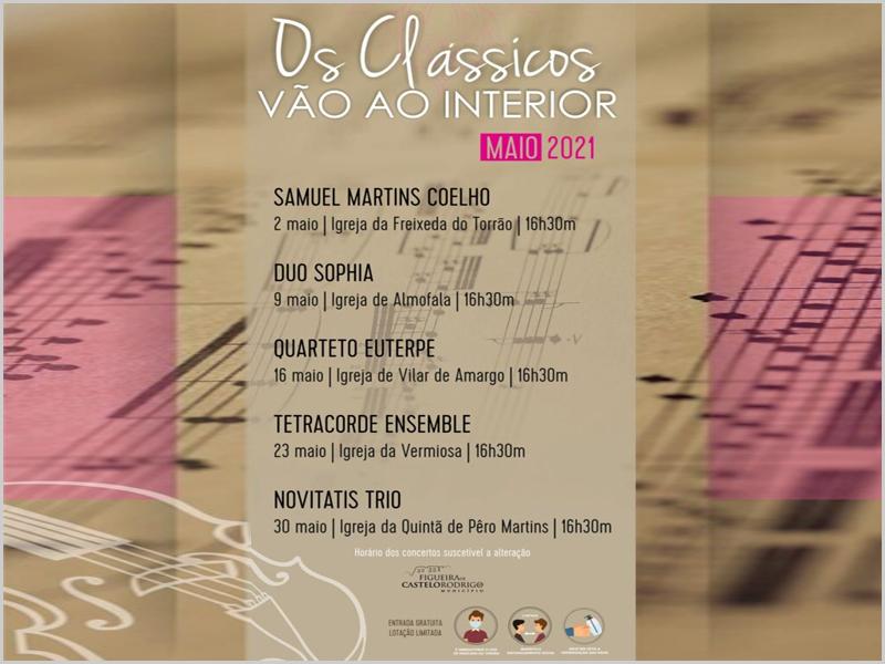 Promoção de clássicos em Figueira Castelo Rodrigo