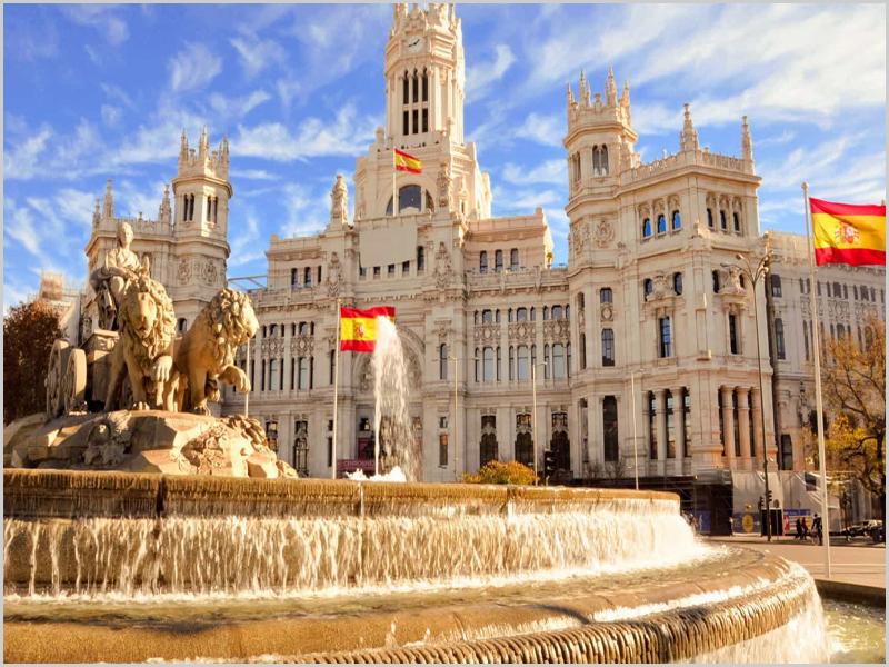 Espanha vai ter o maior crescimento na Europa
