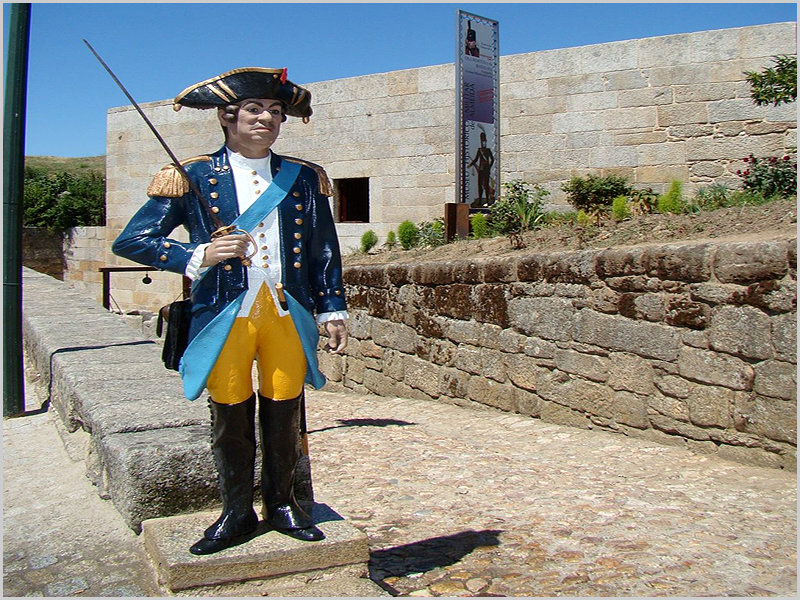 Almeida recorda invasões francesas
