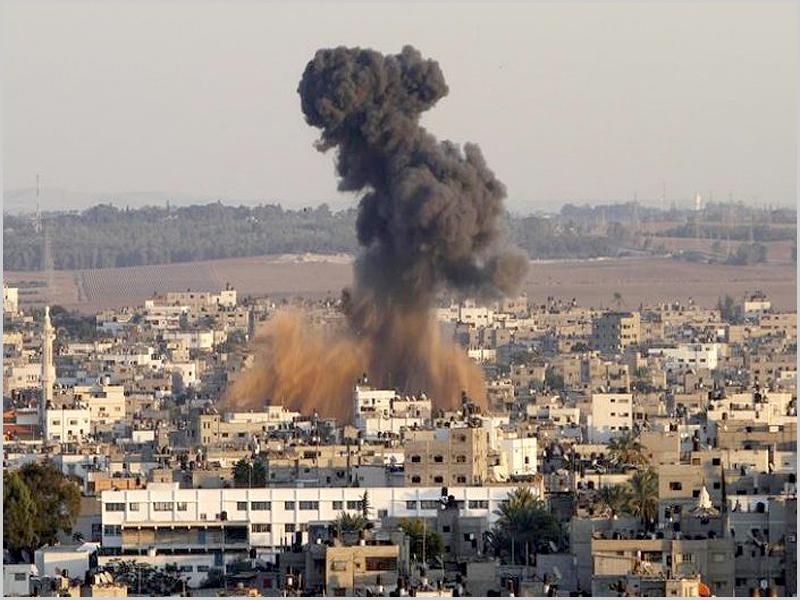 Conflito interminável entre Palestinianos e Israelitas