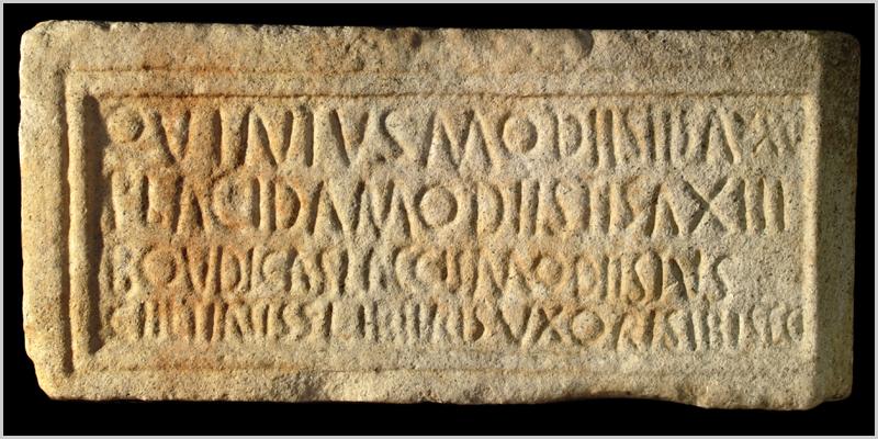 Pedra epigráfica