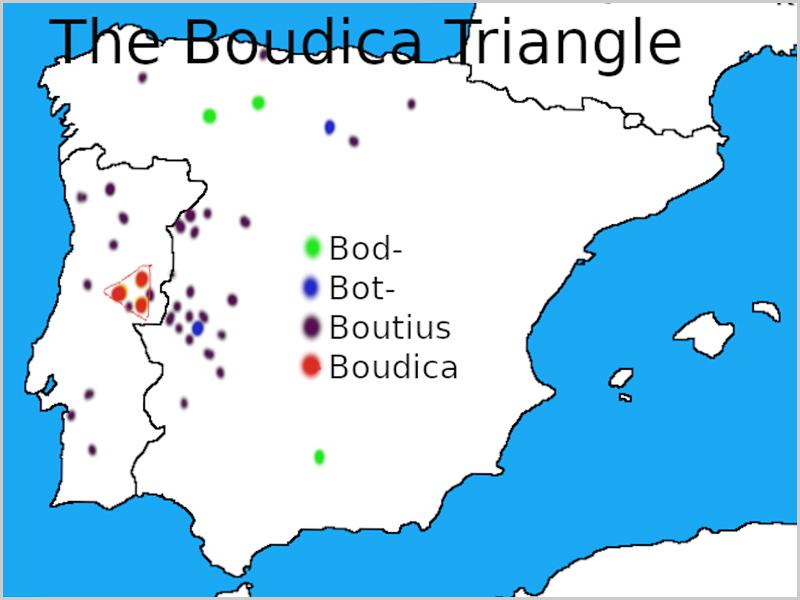 Triângulo de Boudica