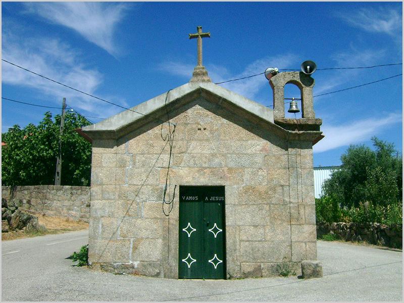 Capela de Nossa Senhora da Boa Morte - Água da Figueira (anexa de Penalobo)