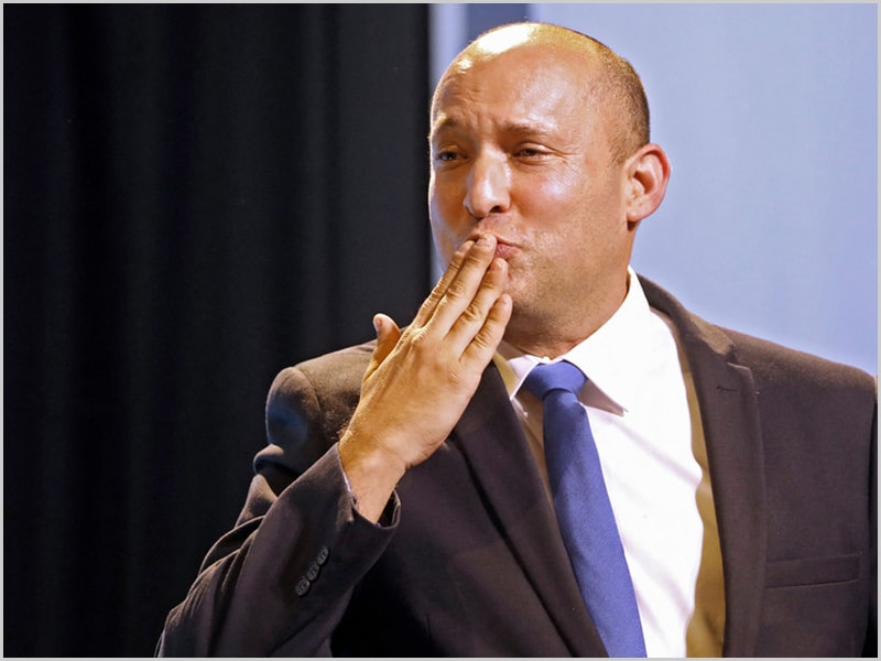 Primeiro-Ministro indigitado Naftali Bennett (foto: Gil Cohen-Magen/Getty Images)