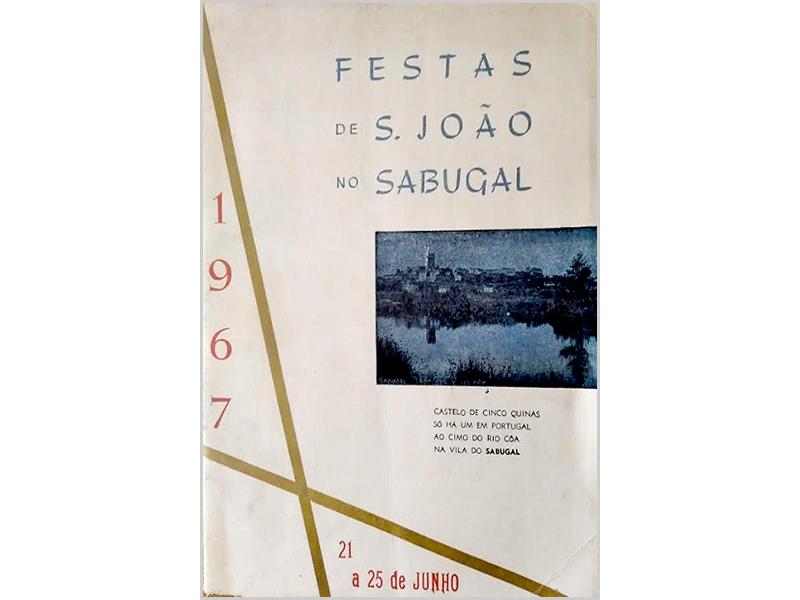 Festas de São João 1967 no Sabugal