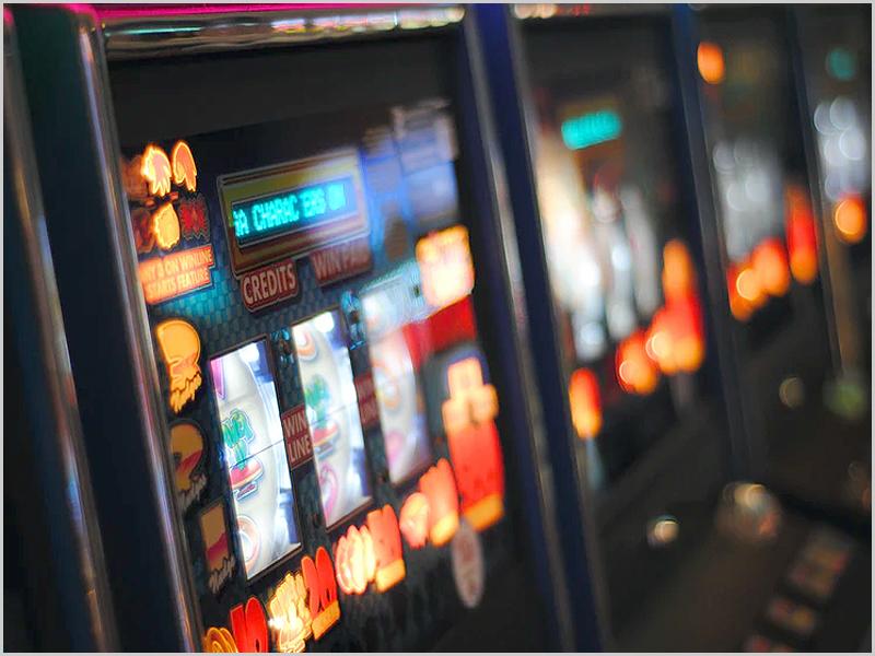 Casino - slot machine
