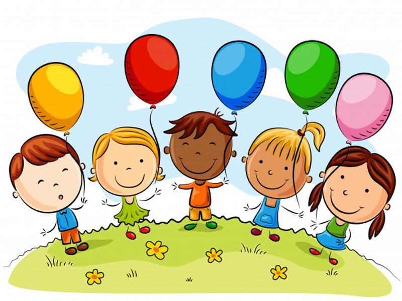 1 de Junho - Dia da Criança