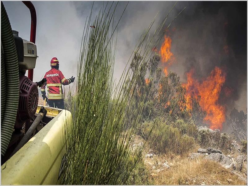 Reforçadas no distrito da Guarda equipas de combate a incêndios