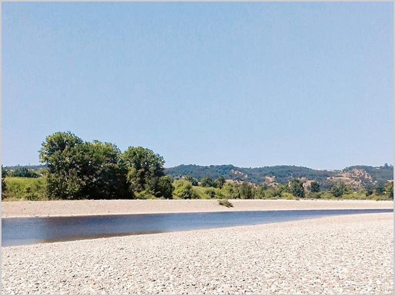 Espanha seca o Tejo!