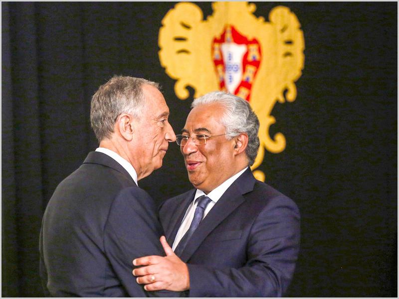 Marcelo e Costa - naturalmente os mais noticiados