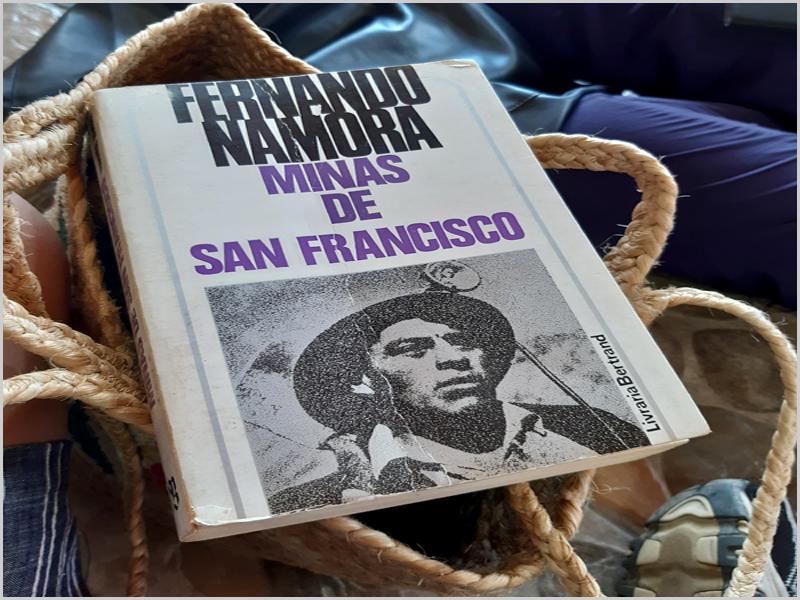 Minas de San Francisco, livro de Fernando Namora