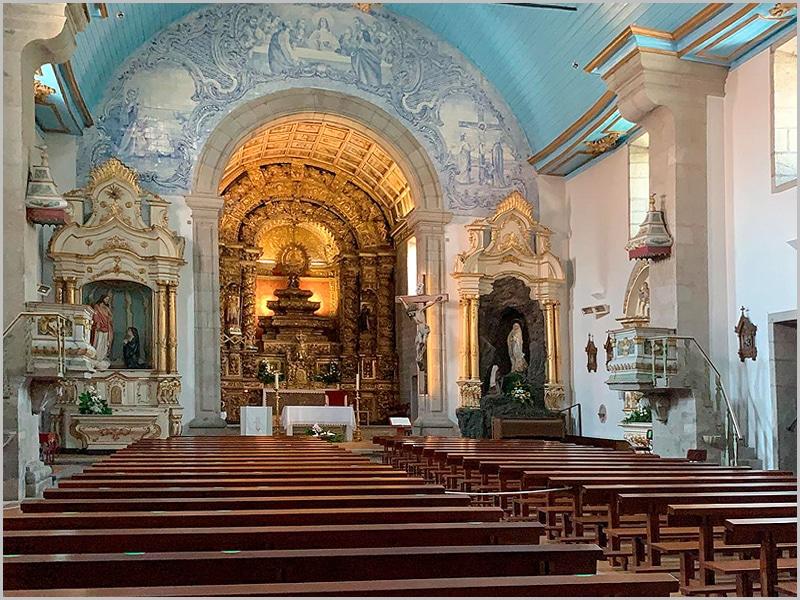 Igreja Matriz do Fundão