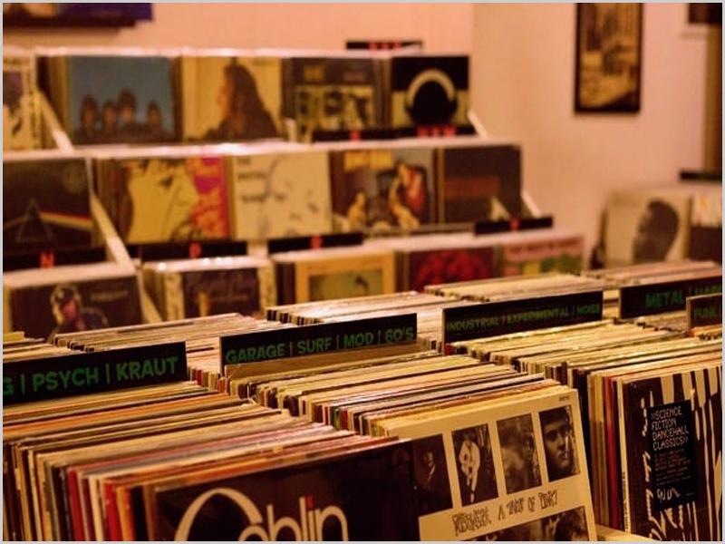 Loja de música