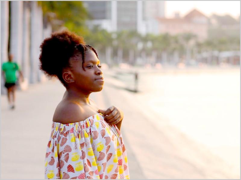 Yermarília Tomás – escritora angolana