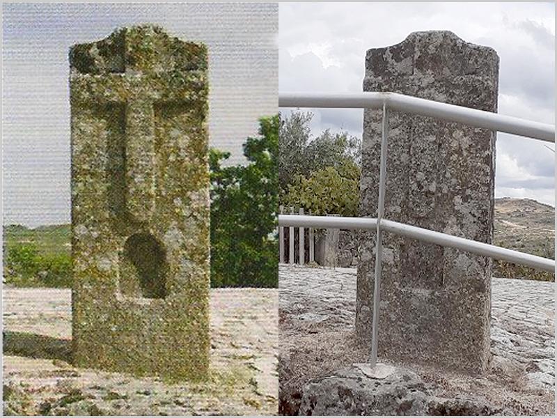 Há cerca de 30 anos (esquerda) e na actualidade (direita)