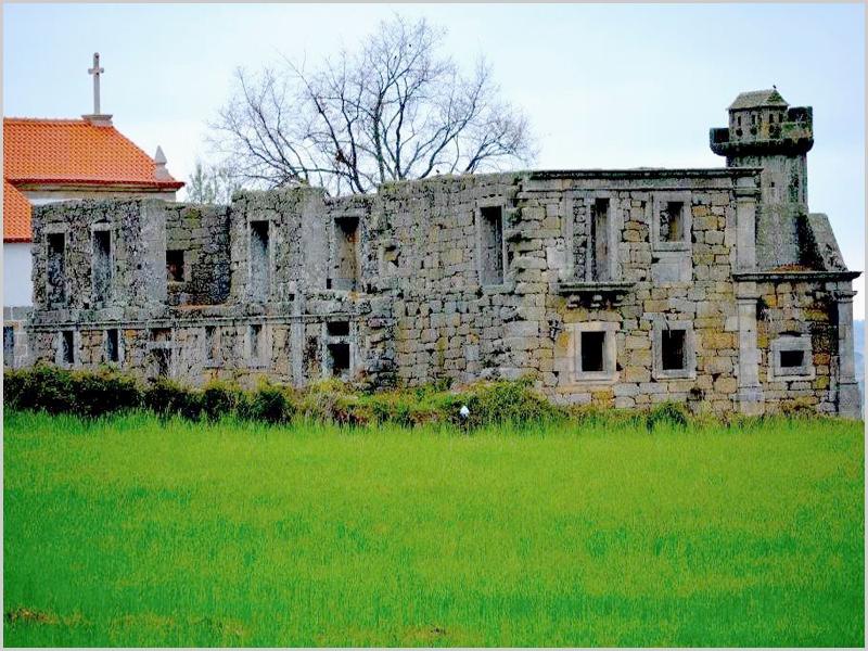 As belas ruínas do convento da Sacaparte (Alfaiates)