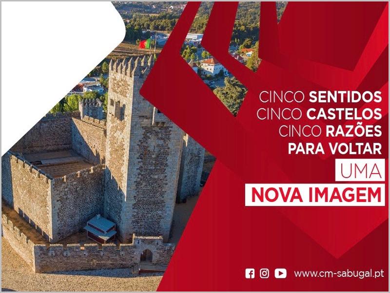 Nova identidade visual do Município do Sabugal, desenhada pelo novo Plano de Marketing Territorial do concelho
