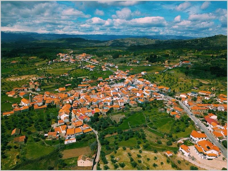 Terra de muitos encantos o Casteleiro! (Foto: Miguel Cameira)