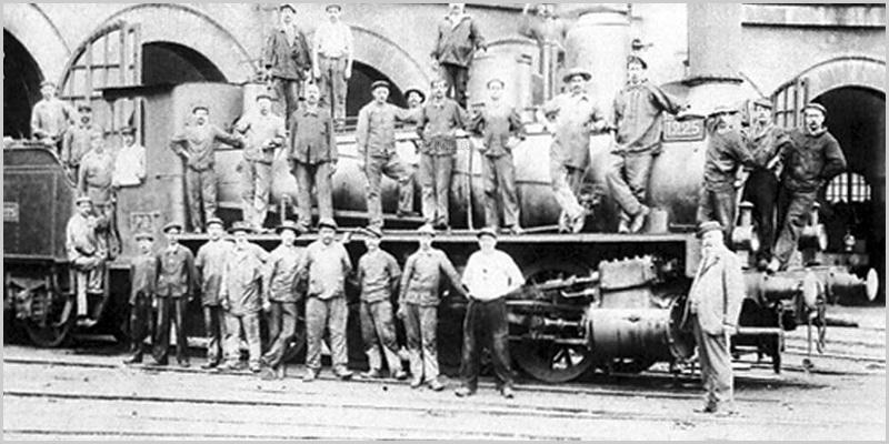 Os portugueses construíram muitas linhas da SNCF-Caminhos de Ferro Franceses