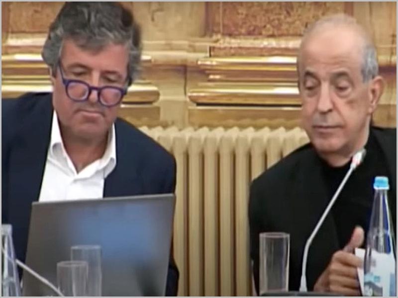 Detidos Berardo e o seu advogado