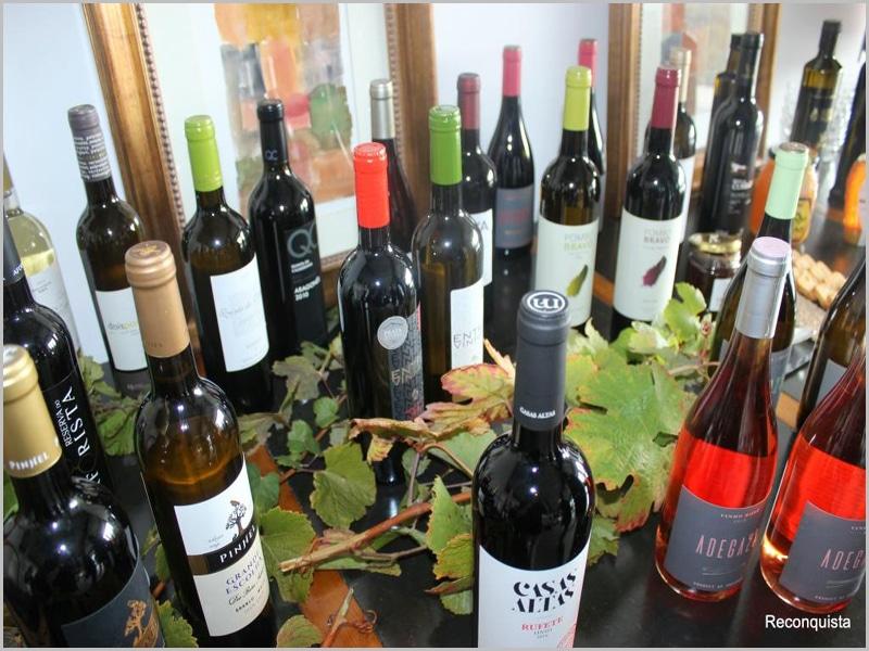 Belmonte ganha dois prémios (em «Vinhos da Beira Interior»)