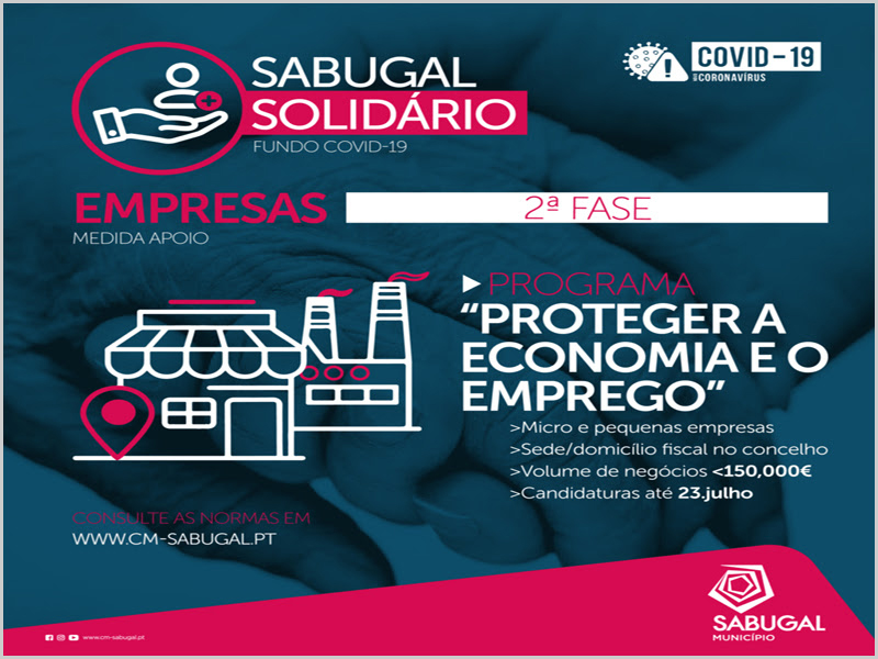 Sabugal Solidário - Covid-19
