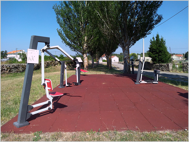 Novo Parque Desportivo (S. Pedro de Rio Seco, Almeida)