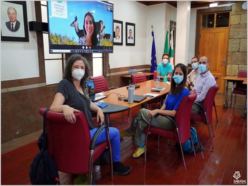 Património natural - estudo e conservação no Sabugal