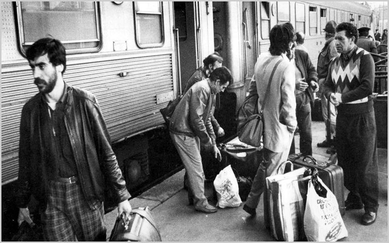 emigrantes e emigração