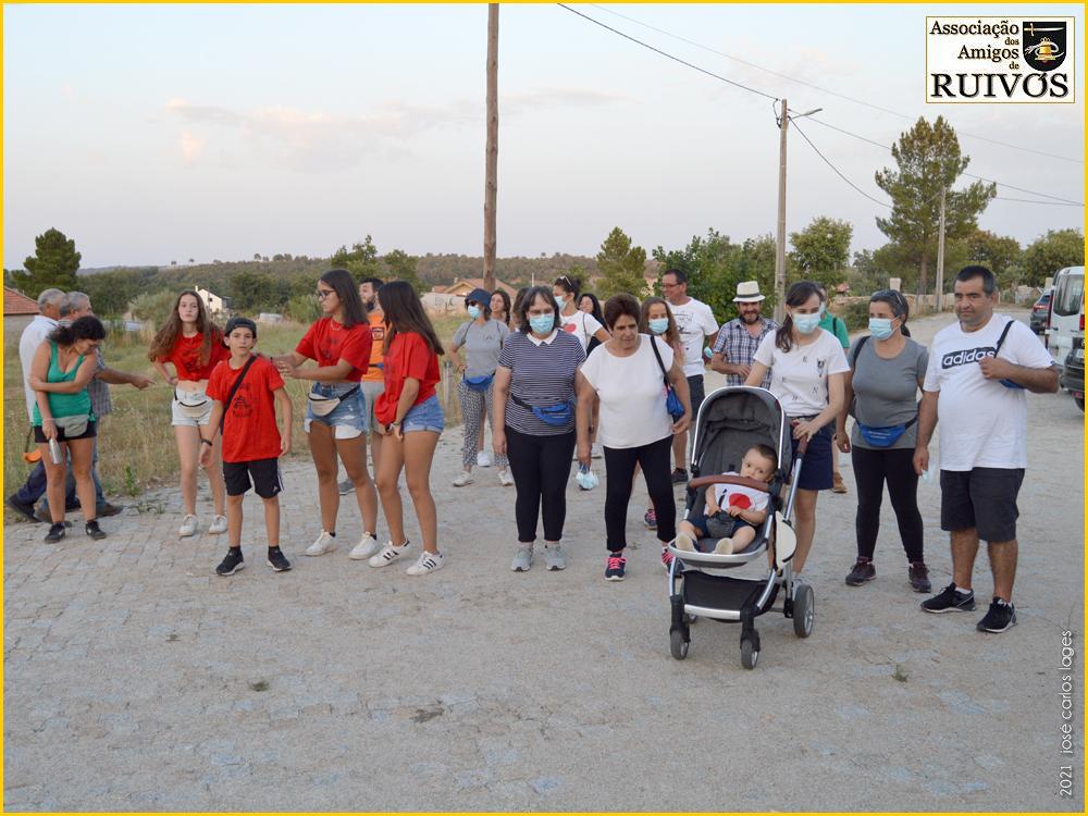 AAR - Associação dos Amigos de Ruivós - Agosto 2021