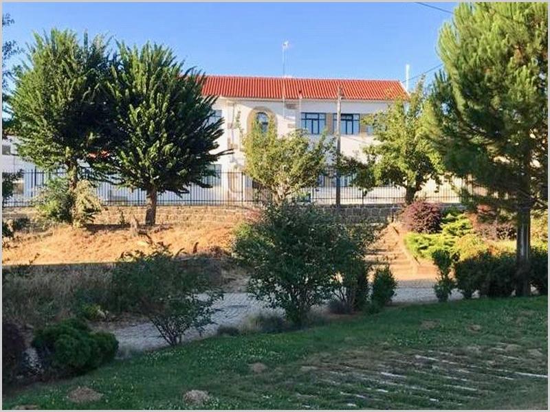 Escola Primária do Soito – um dos edificados que recebeu recentemente melhorias e remodelação