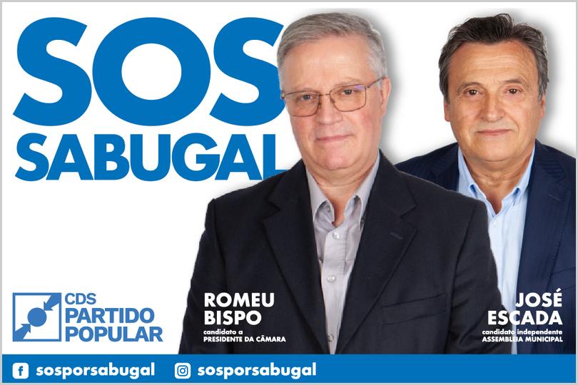 CDS-PP – Romeu Bispo e José Escada
