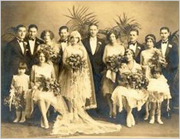 Casamentos de antigamente