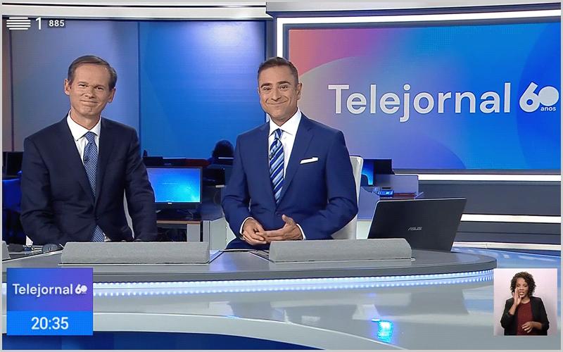 O Telejornal da RTP1 merecia mais audiências...