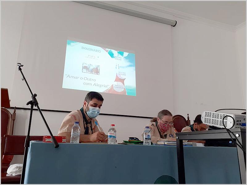 Reunião do Conselho Regional da Guarda