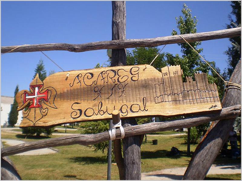XIX ACAREG no Sabugal, nos dias 30 de julho a 4 de agosto de 2011