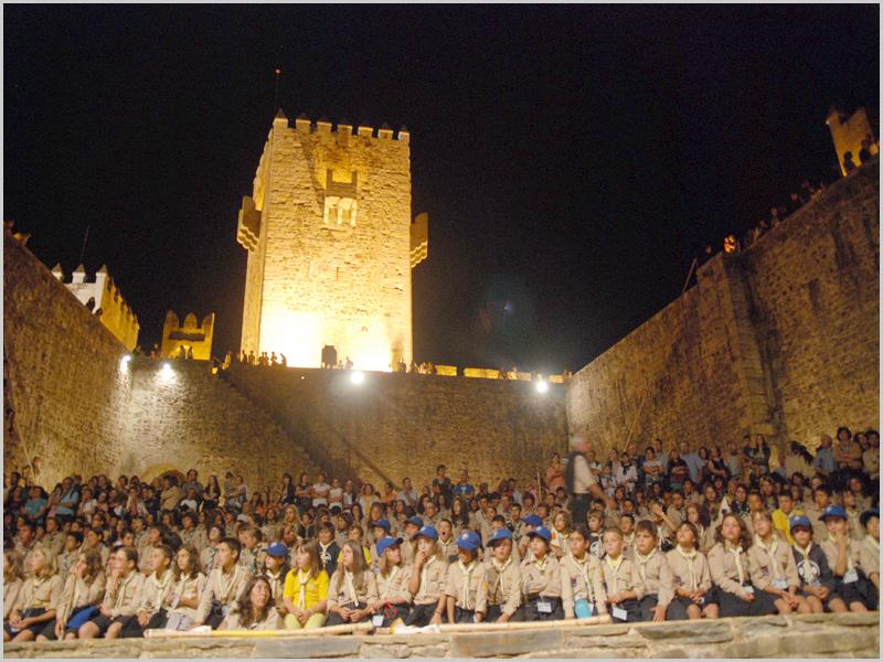 XIX ACAREG no Sabugal nos dias 30 de Julho a 4 de Agosto de 2011