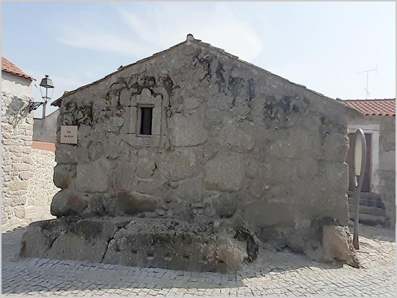 Casa da Roda em Caria