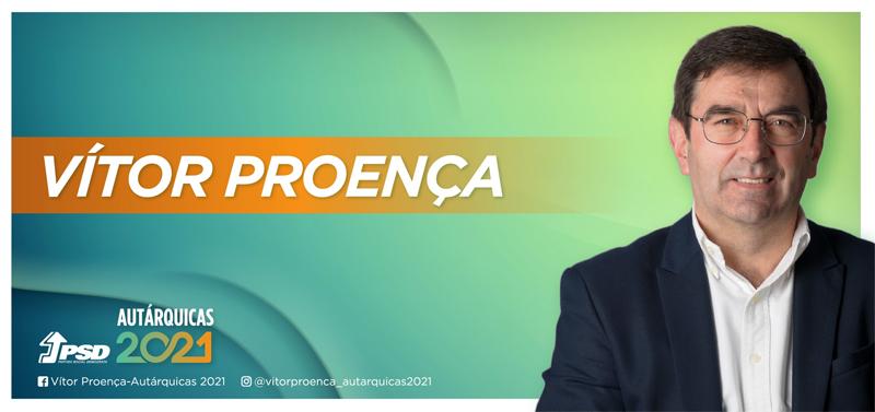 Vítor Proença é o novo presidente da Câmara Municipal do Sabugal